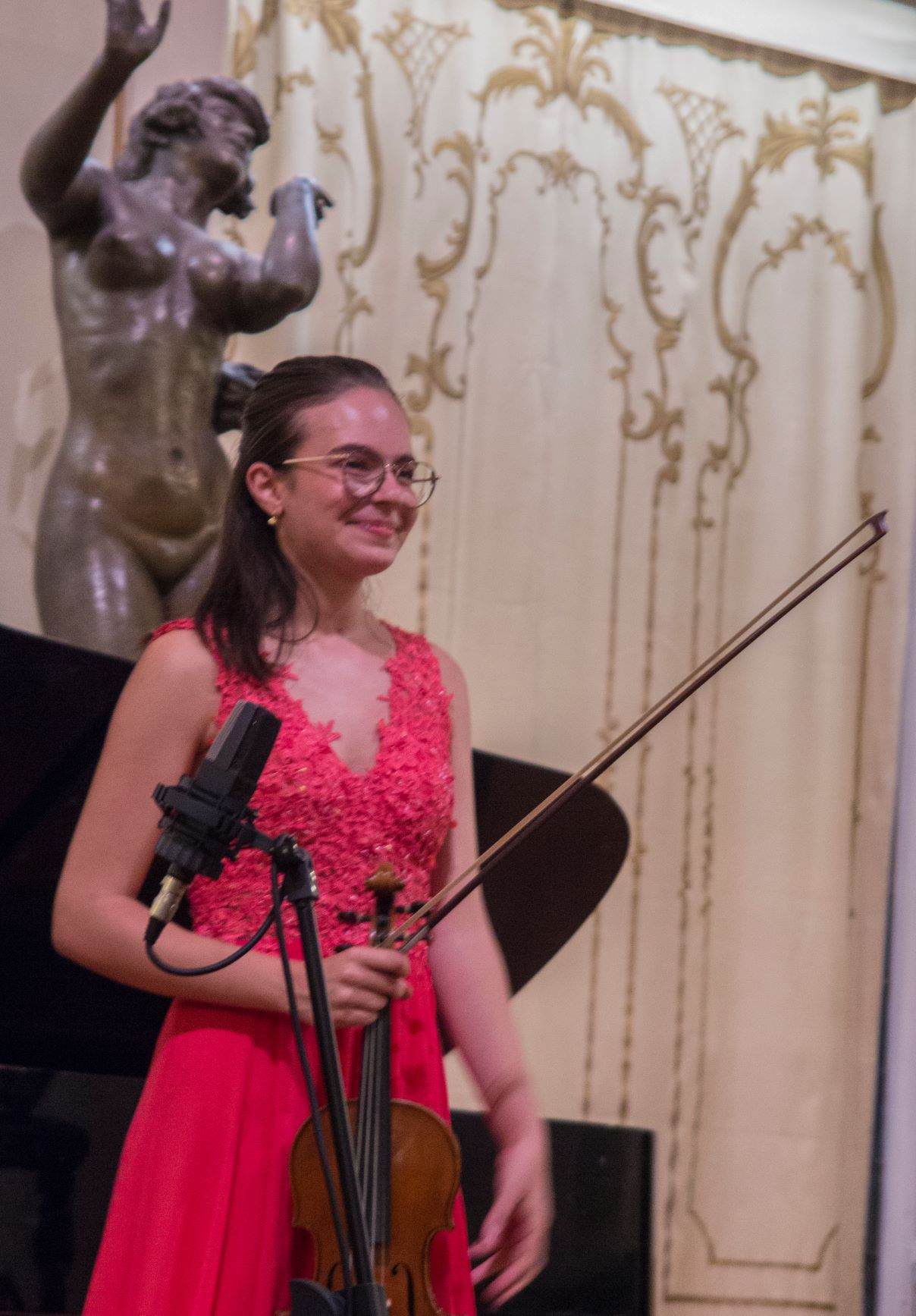 Borsista violino Chigiana 3