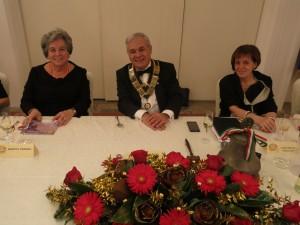 A sinistra la dottoressa Maretta Dominici, Presidente della Cooperativa Riuscita Sociale