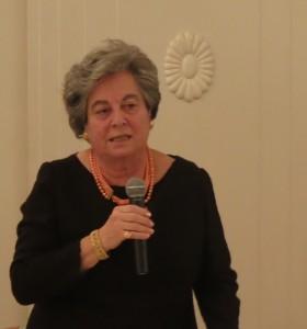 La dottoressa Maretta Dominici