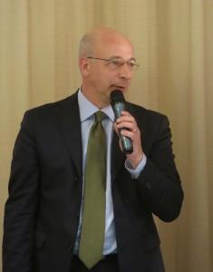 Il Presidente Eletto per l'annata 2016-2017 Massimo Innocenti